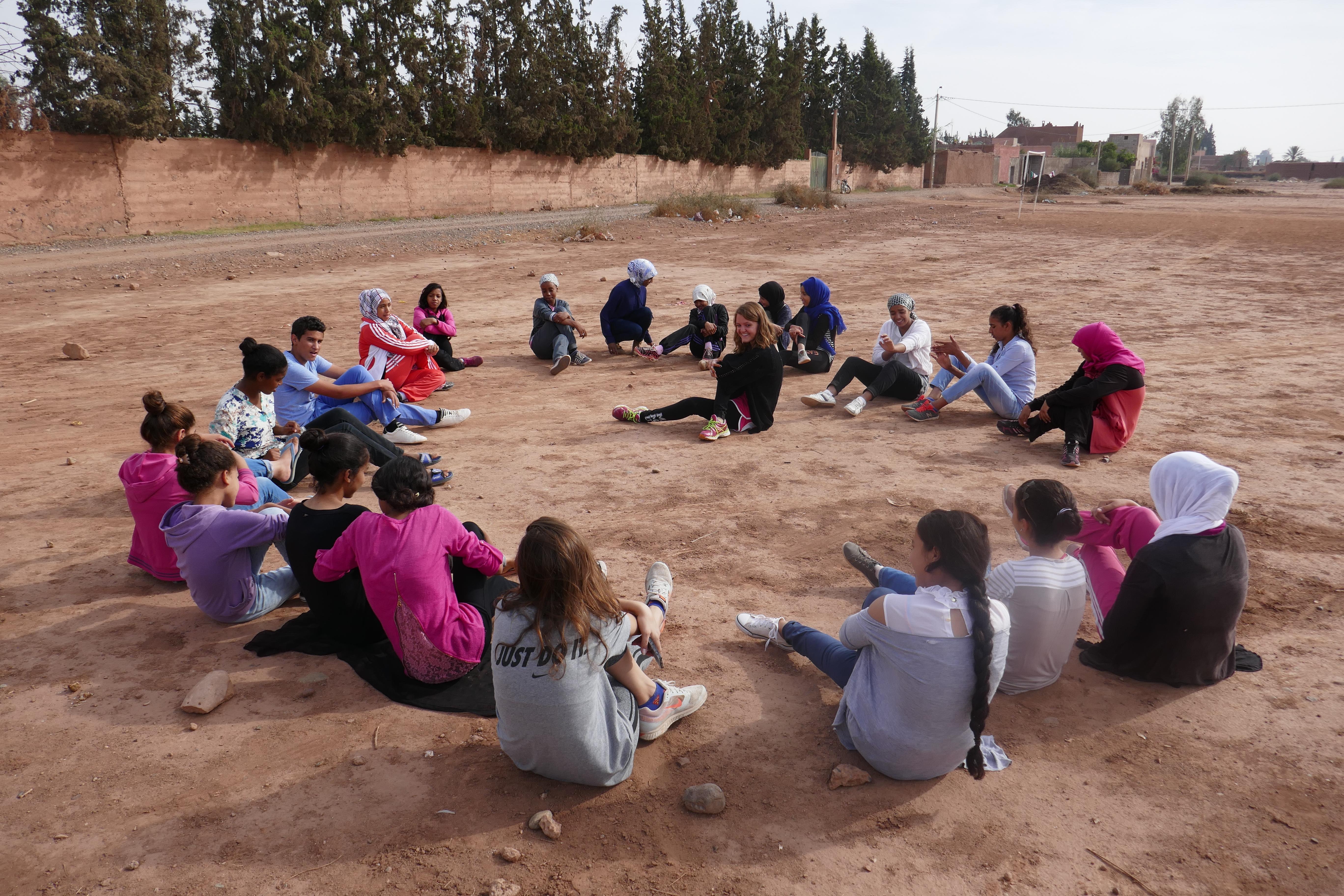 Project Soar in Morocco