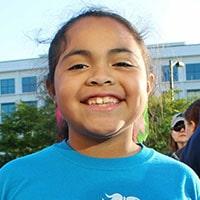 Josie, Girls on the Run Participant<span>Nevada</span>
