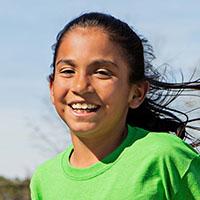 Malia, age 11