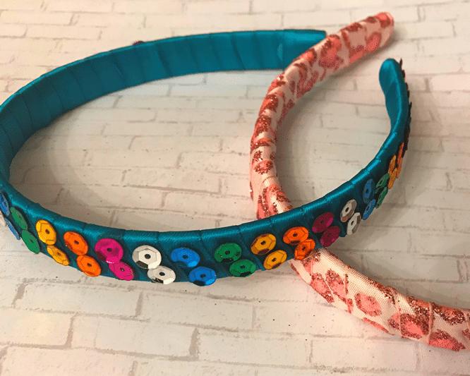 DIY headband 5